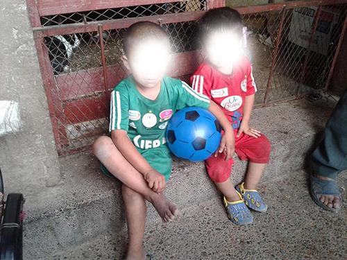 أولاد احميد : العثور على طفلين تخلت عنهما سيدة مجهولة