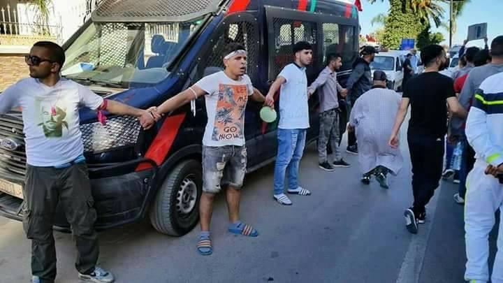 السلطات تُصدر مذكرة بحث في حق 25 شخصا بمارتيل وزان والقصر الكبير