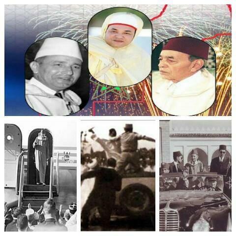 ذكرى 20 غشت 1953 ثورة الملك والشعب