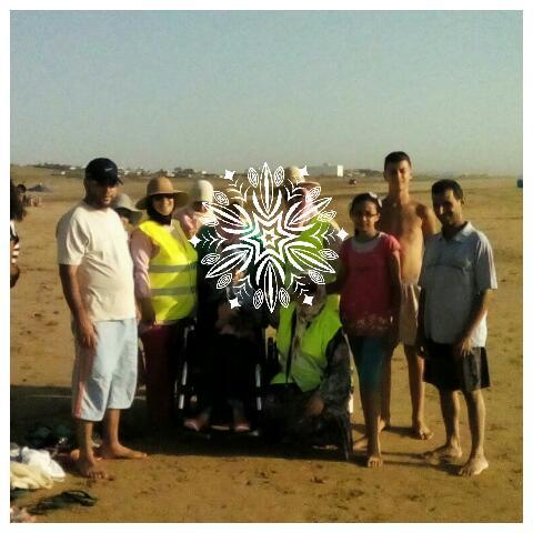 جمعية امومة لمحاربة السرطان بالقصر الكبير في مخيم صيفي …