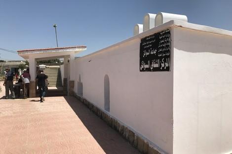 المركز الثقافي السواكن .. جدران تقسم الفراغ وتداري ملامح الإهمال