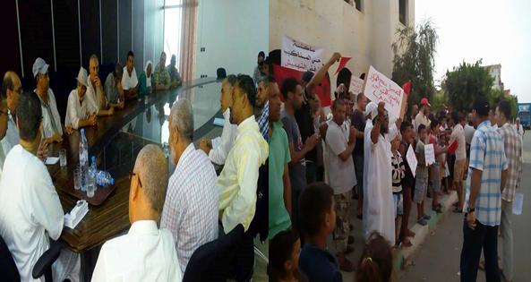 حي المناكيب حلبة صراع الأغلبية والمعارضة بالقصر الكبير