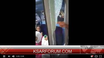 السواكن : عصابة تهاجم القطار القادم من طنجة