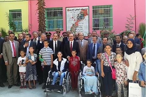 القصر الكبير : النوحي يشرف على توزيع تجهيزات طبية على ذوي الاحتياجات الخاصة