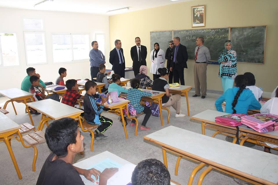 انطلاق الموسم التربوي لبرامج التربية غير النظامية بإقليم العرائش