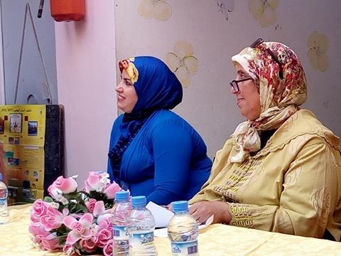 جمعية أباء وأمهات للافاطمة الأندلسية في لقاء تواصلي