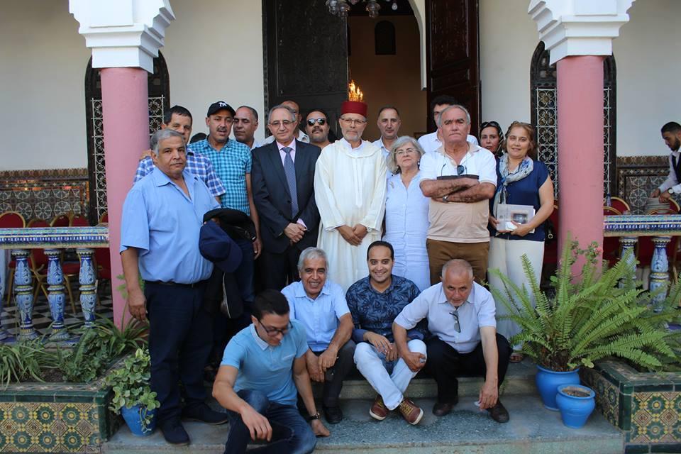 سفيرة البرتغال في زيارة للقصر الكبير بدعوة من الجامعة للجميع
