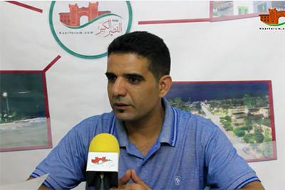 برنامج جمعية رياضية يستضيف عادل الحمومي