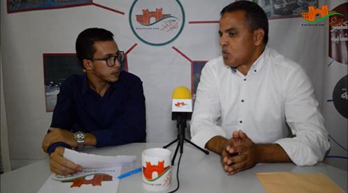 عبد الجليل الزيغم : لدينا مشاريع ثقافية طموحة و نعمل على مهرجان موحد للمدينة