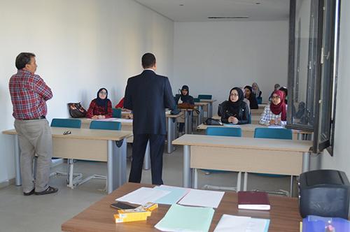 فيدرالية الجامعات للجميع للتعلم مدى الحياة بالمغرب : نتائج الاختبار الكتابي – الشفهي لشغل منصب مساعدة إدارية