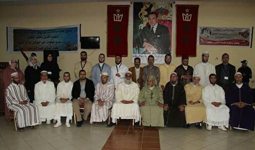 معهد الإمام الهبطي الخاص للتعليم العتيق بالقصر الكبير يحتفل بذكرى المسيرة الخضراء