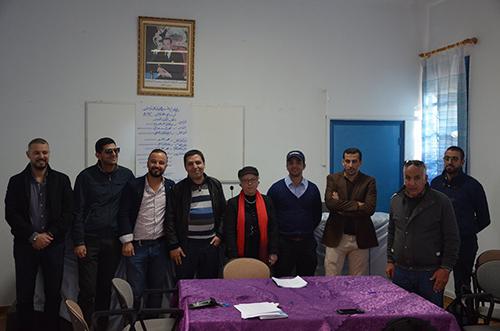 انعقاد الجمع العام التأسيسي للجمعية المغربية لرسامي الكاريكاتير AMC