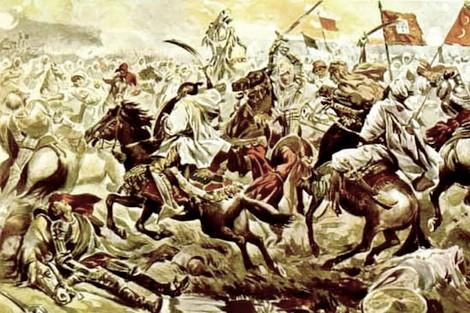 """الأنصاري يعيد صياغة معركة وادي المخازن في رواية """"ملك المور"""""""