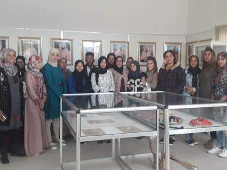 مراكز التربية والتكوين والجمعيات الشريكة في زيارة لفضاء الذاكرة التاريخية للمقاومة والتحرير