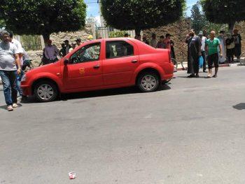 اعتقال سائق سيارة أجرة وبحوزته ممنوعات
