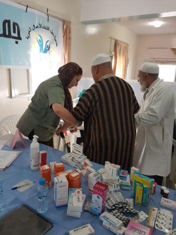 الجمعية الخيرية الاسلامية تثمن الحملة الطبيىة لجمعية سبيل الشفاء