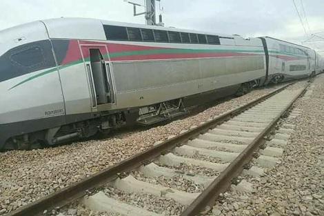 """مكتب السكك الحديدية يوضح حقيقة """"حادث TGV """" بالقرب من العوامرة"""