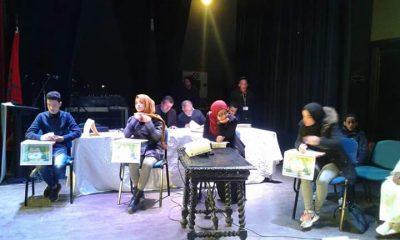 إسراء العيساوي  ومريم الشاعر تفوزان بالمرتبة الأولى في مسابقة السيرة النبوية بين المؤسسات التعليمية