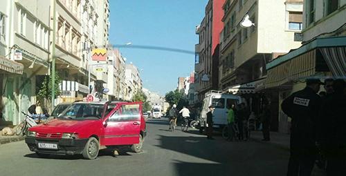 دوار العسكر : نقل طفل في حالة خطيرة إلى طنجة بعد إصابته في حادثة سير