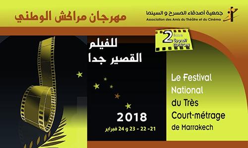 الدكتور عبد السلام دخان رئيس لجنة تحكيم مهرجان مراكش الوطني  للفيلم القصير جدا