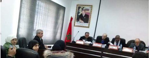 نيل شهادة الدكتوراه للباحث عبد المجيد المصياحي في موضوع : القبائل العربية بحوض اللوكوس