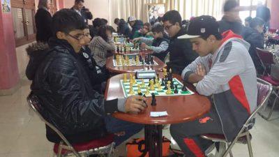 الفرس العربي للشطرنج بالقصر الكبير الأول بدوري الصداقة الدولي بطنجة