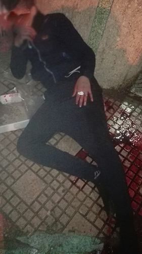 ضحية ڭريساج ..  نقل شاب في حالة خطيرة إلى طنجة بعد تعرضه لاعتداء