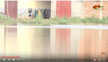 فيضانات بمدينة القصر الكبير