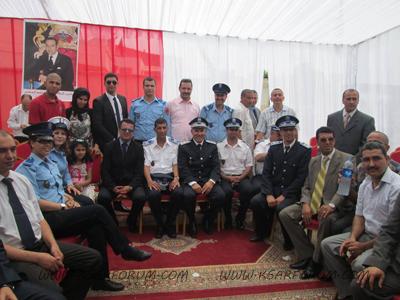 مفوضية القصر الكبير : ترقية سبعة من موظفي الشرطة