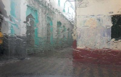 القصر الكبير : أمطار الخير يومي الأربعاء و الخميس