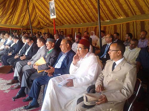 مهرجان خطابي بالسواكن احتفاء بالذكرى 438 لمعركة وادي المخازن