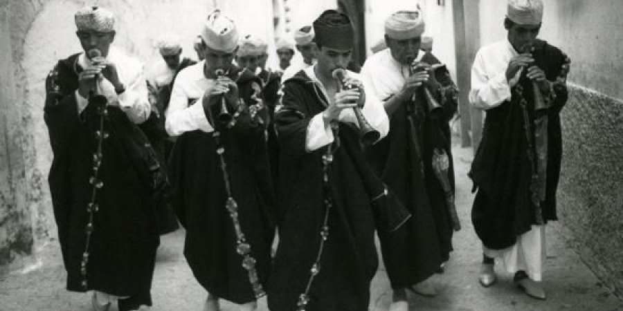 """""""جهجوكة"""": إيقاعات مغربية مخبّأة في الجبال"""