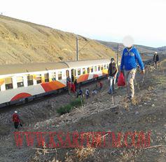ريصانة : القطار يصدم طفلا كان يرعى الغنم