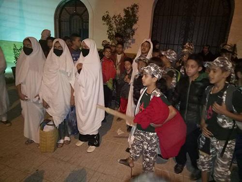 السيمو يمنع براعم من استعمال قاعة دار الثقافة