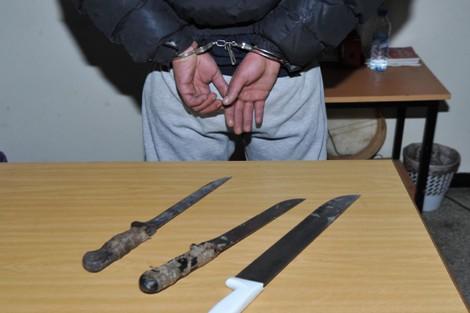 حملة أمنية : توقيف 25 شخصا بسبب السرقة و اعتراض سبيل المارة