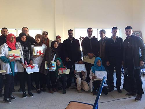 ثانوية السواكن الإعدادية تنظم مسابقة في السيرة النبوية لفائدة تلاميذ المؤسسة