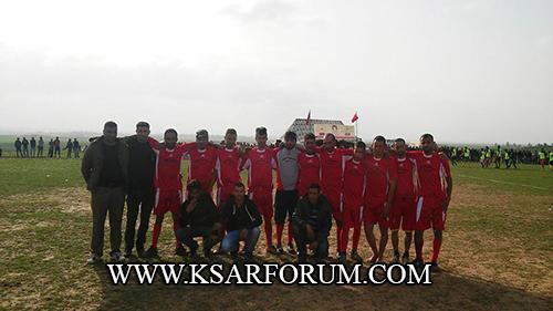 جماعة السواكن : دوري في كرة القدم احتفالا بعودة المغرب للإتحاد الإفريقي