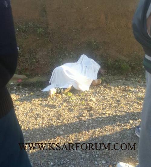 طريق بوجديان : تجاوز معيب لسيارة يقتل سيدة و يصيب ابنتها و أمها