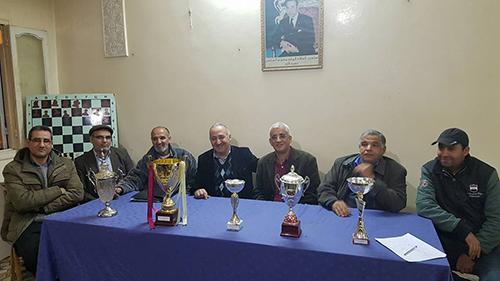 حسن ساعف رئيسا جديدا لجمعية الفرس العربي للشطرنج