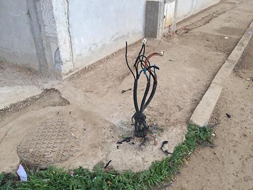 كهرباء مجاني للعموم