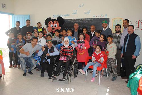 مؤسسة الصداقة الهولندية المغربية وجمعية كفايات في مبادرة انسانية..
