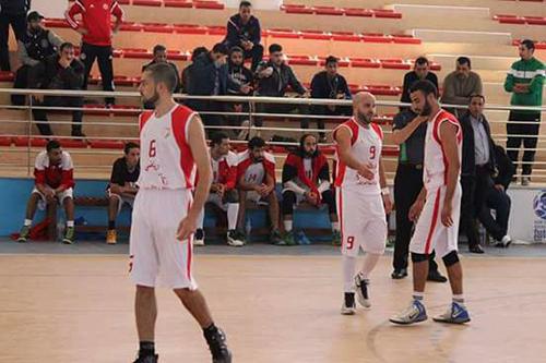كرة السلة : ليكسوس العرائش يفوز على سطاد المغربي ب 76  مقابل 55 نقطة