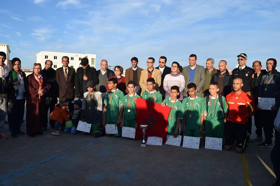 فريق جمعية رحاب النور يفوز بلقب دوري الأميرة للا خديجة