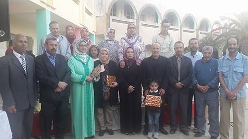 القصر الكبير: مدرسة عبد الله الشفشاوني تحتفي بأطرها المتقاعدين