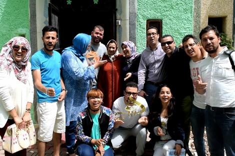 """""""آمري يا الوَليدة"""" حملة إنسانية تفك عزلة المُسنات في المغرب"""