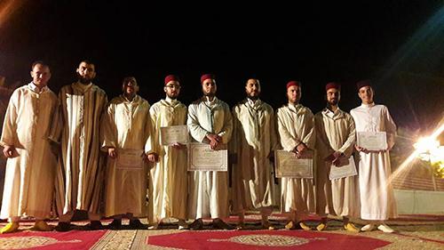 تجزئة الشعبي تحتضن أمسية قرآنية بمشاركة ثلة من المقرئين