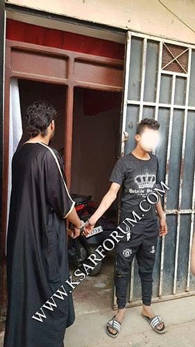 حي أولاد أحميد : إيقاف أفراد عصابة روعت عابري المنطقة