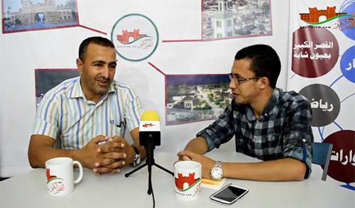 محمد فكيسين : جمعية الانبعاث تستثمر في العنصر البشري و عملنا طوال السنة