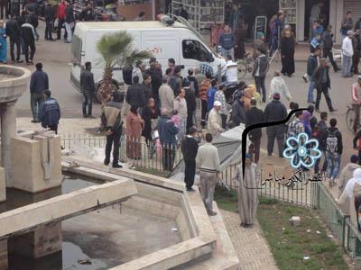 ساحة المنار: سرقة فتاة تحت التهديد بالسلاح الأبيض