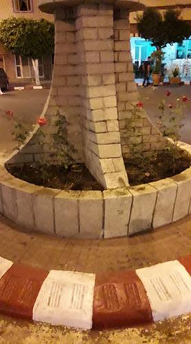 المعجزات : ممرات الراجلين و ورود تسبق زيارة والي الأمن لمدينة القصر الكبير